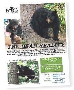 Black Bear Lecture