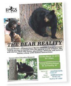 Black Bear Lecture